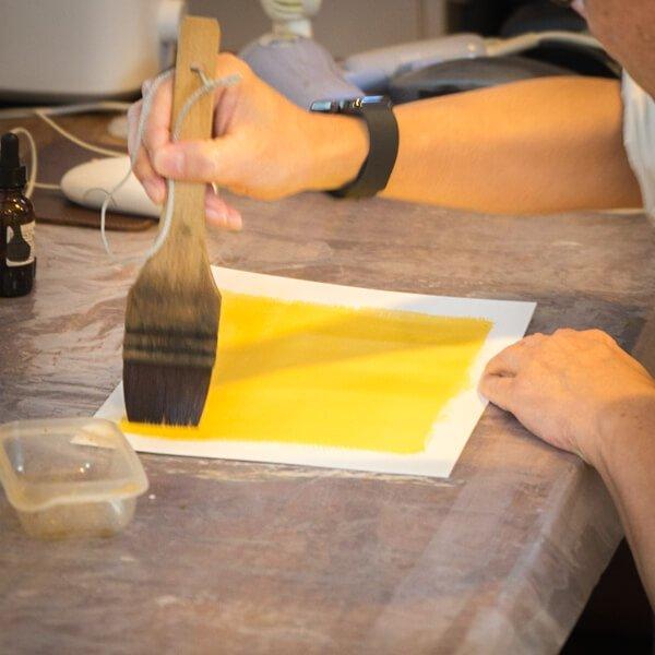 Platinum Print workshop