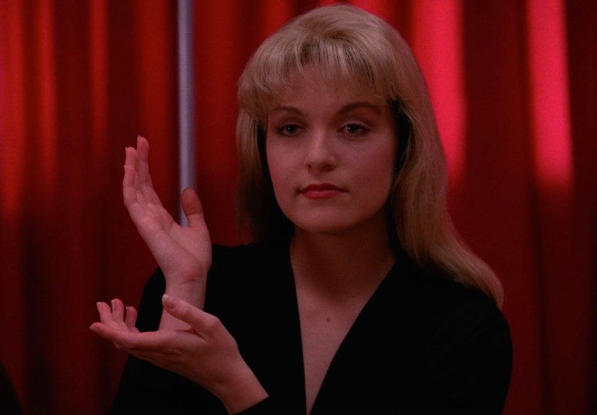 Laura Palmer Black Lodge