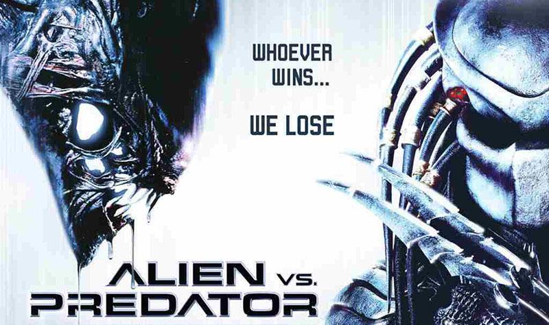 Alien vs Predator poster