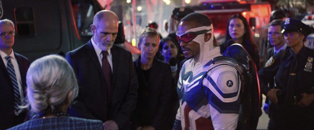 Captain America and the Pledge of Allegiance