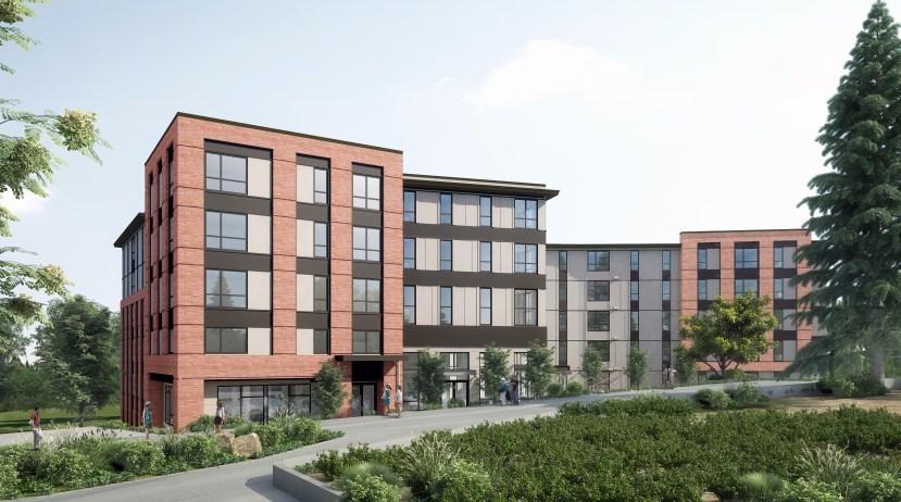 Shoreline Community College - Student Housing