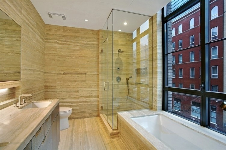 arman - master bathroom