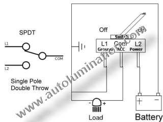 Dpdt Switch Wiring Diagram - Merzie.net
