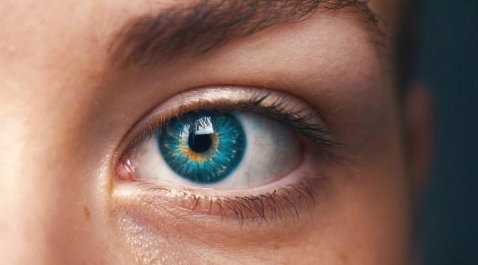 Najbardziej niebieskie oko