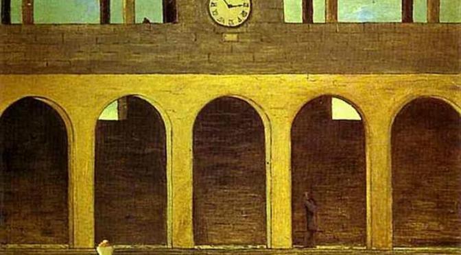 Giorgio de Chirico, Zagadka godziny