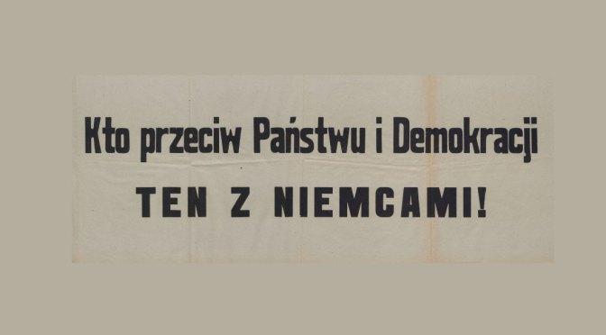 Małe vademecum Peerelu z wycinków gazet podziemnych