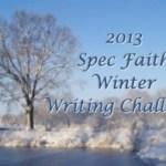 Winter Challenge Winner; Fiction Goals