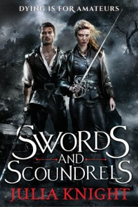 Review: Swords and Scoundrels by Julia Knight