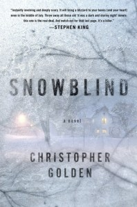 SnowblindCover