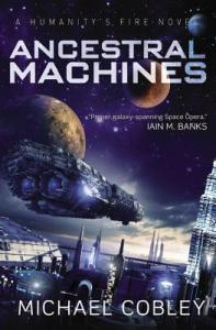 Ancestral Machines Cover