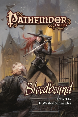 Review: Bloodbound by F. Wesley Schneider