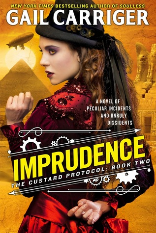 Review: Imprudence by Gail Carriger