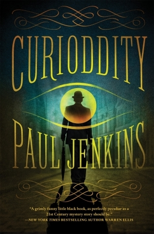 Review: Curioddity by Paul Jenkins