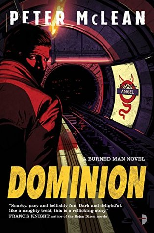 Review: Dominion by Peter McLean