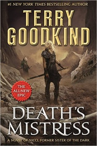 Review: Death's Mistress by Terry Goodkind