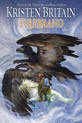 Review: Firebrand by Kristen Britain