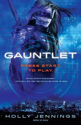 Review: Gauntlet by Holly Jennings