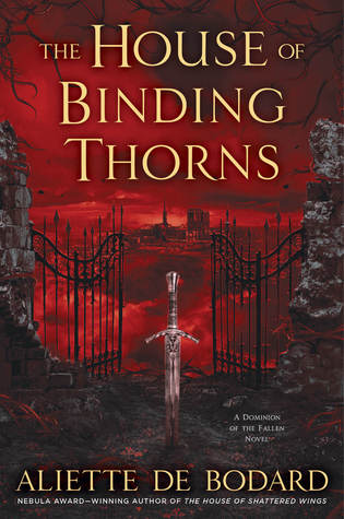 Review: The House of Binding Thorns by Aliette de Bodard