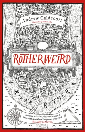 Review: Rotherweird by Andrew Caldecott