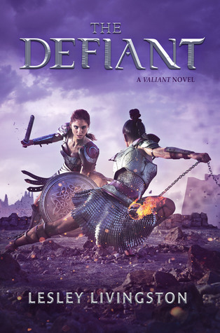 Review: The Defiant by Lesley Livingston