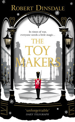 Review: The Toymakers by Robert Dinsdale