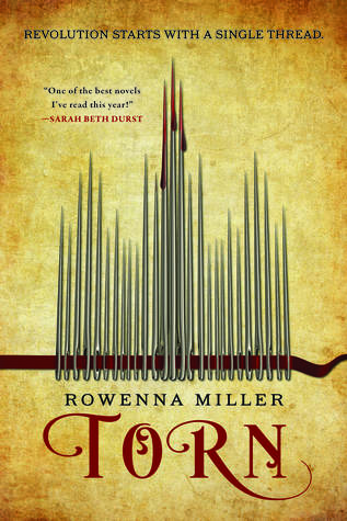 Review: Torn by Rowenna Miller