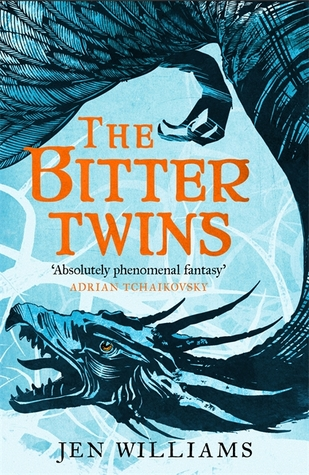 Review: The Bitter Twins by Jen Williams