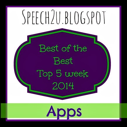 Best of the Best:  Top 5 Week: Apps Edition