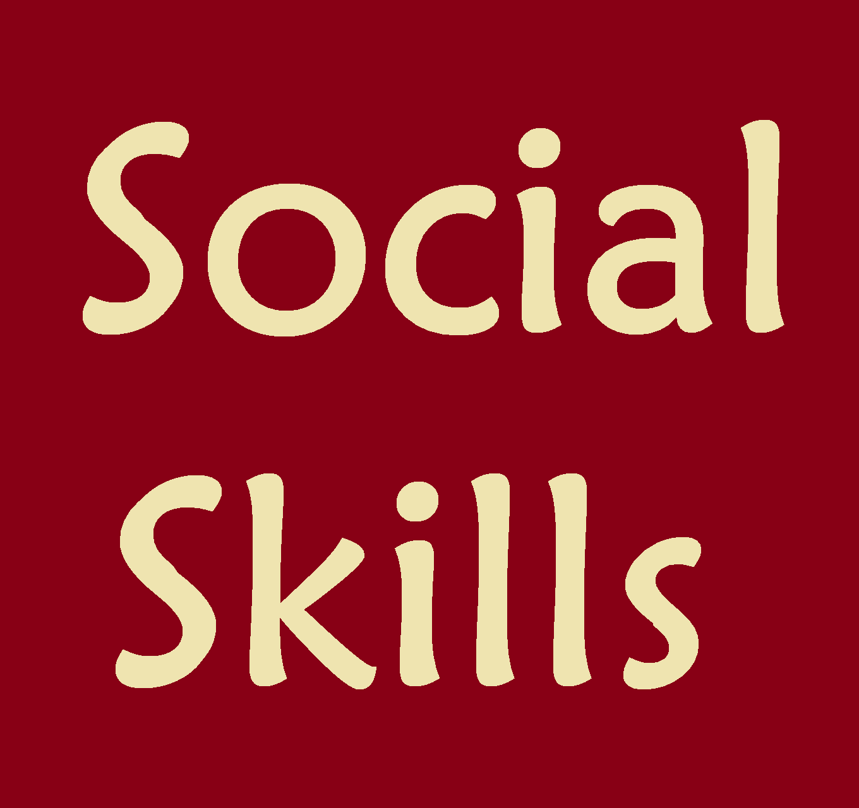 Social Skills Resource Page