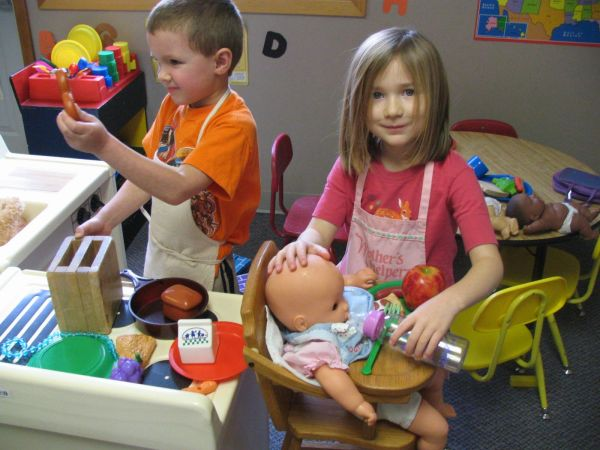Are They Ready for Preschool - What a Child Should Know ...