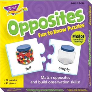 Opposites - Fun To Know Puzzles-0