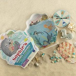 Sophie's Seashell Scramble-3511