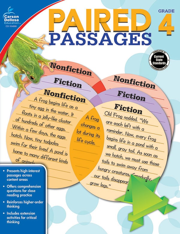Paired Passages Grades 4-6-3676