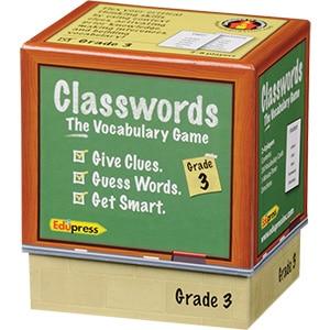 Classwords: The Vocabulary Game - Grade 3-0