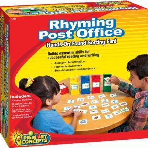 Rhyming Post Office-0