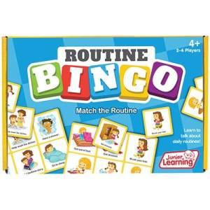Routine Bingo-0