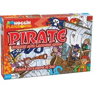 Pirate Snakes and Ladders-0