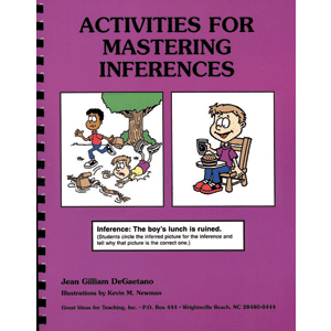 Activities for Mastering Inferences-0