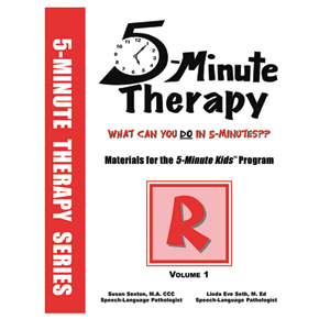 5 Minute Therapy Series - Volume 1, R-0