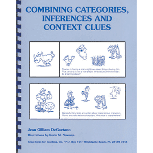 Combining Categories, Inferences, & Context Clues-0