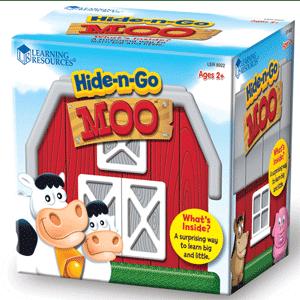 Hide-n-Go Moo-0