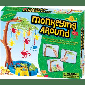 Monkeying Around-0