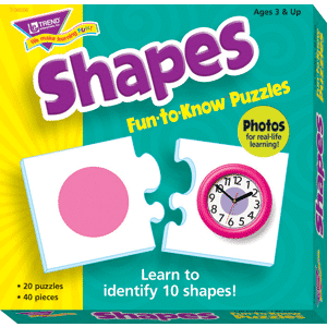 Shapes - Fun To Know Puzzles-0