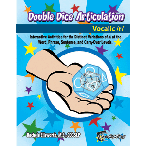 Double Dice Articulation Vocalic /r/-0