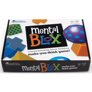 Mental Blox Critical Thinking Game-0