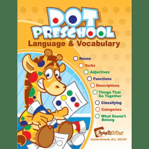 Dot Preschool Language