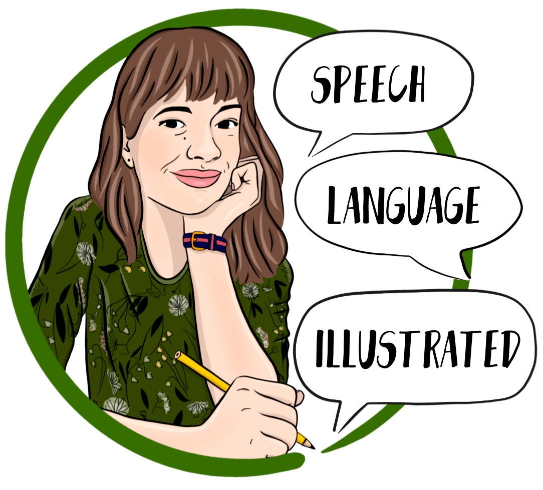 Speech Language Illustrated