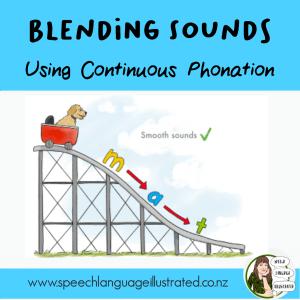 Blending Sounds Using Continuous Phonation