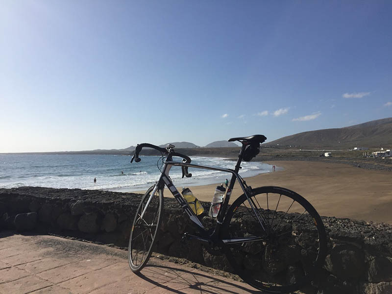 Lanzarote Trainingslager