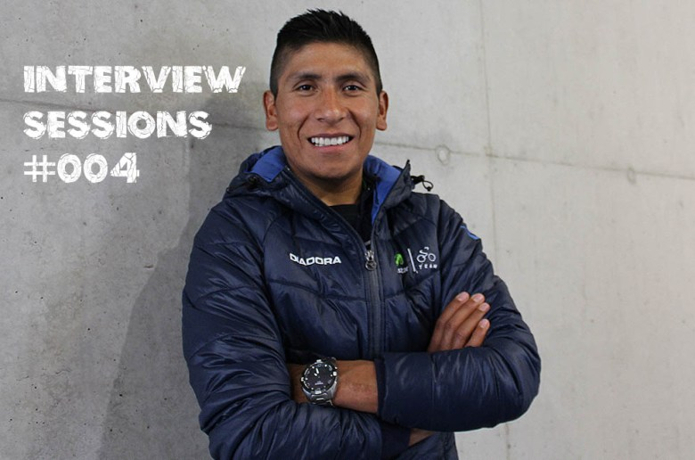 Interview Nairo Quintana